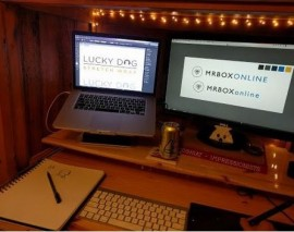 The Making of a MRBOXonline Logo