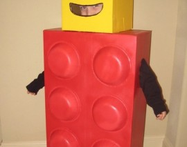 Think Outside the Box for DIY Halloween costumes