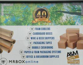 MRBOX Celebrates 40 Years!