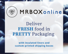 Keep Food Fresh and Packaging Pretty